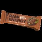 Bombus Raw Energy szelet, több ízben, 50 gr