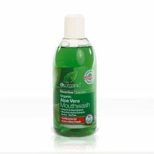 Dr Organic Bio Aloe Vera szájvíz