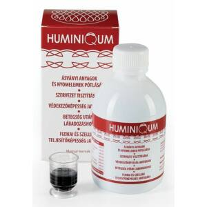 Huminiqum szirup formában, 250 ml
