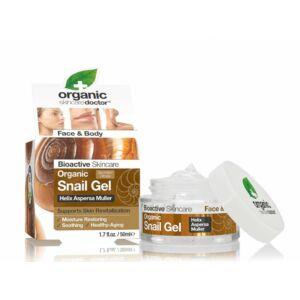 Dr. Organic Bioaktív csigagél, 50ml