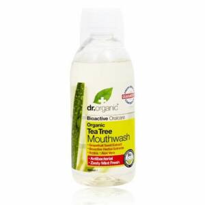 Dr Organic Bio Teafa szájvíz
