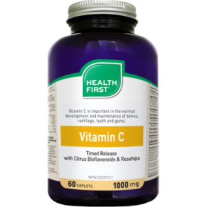 Health First C-Vitamin 1000mg (180) HF