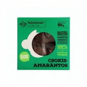 Csokis-amarántos Paleo keksz 50g
