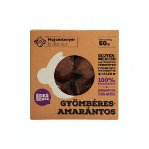 Gyömbéres-Amarántos Paleo keksz 50g