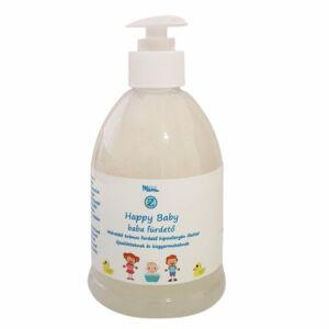 Eco-Z Happy Baby Hidratáló krémes babafürdető, 300ml, MosóMami