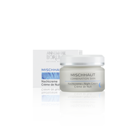 Annemarie Börlind Combination Skin éjszakai krém vegyes bőrre - 50 ml