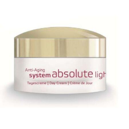 Annemarie Börlind System Absolute Anti-aging Nappali krém (könnyű textúrával) 50 ml