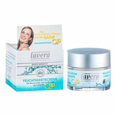 lavera Basis Q10 hidratáló arckrém