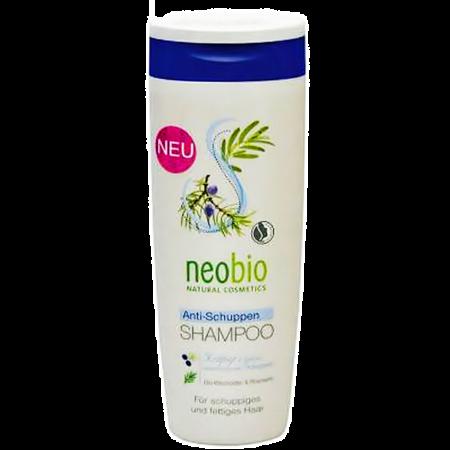 Neobio korpásodás elleni sampon bio boróka és bio rozmaring kivonattal 250 ml