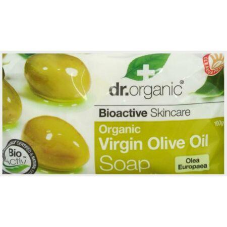 Dr. Organic Oliva Szappan, 100g
