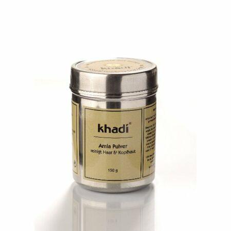 Khadi Amla por - érzékeny, gyulladt fejbőrre