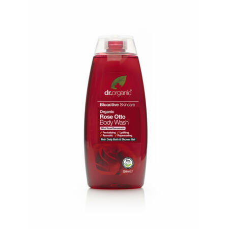 Dr Organic Bio Damaszkuszi Rózsa Tusfürdő 250 ml