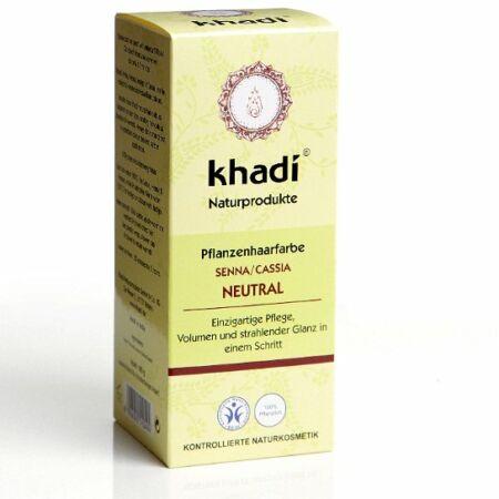 Khadi Növényi hajápoló kúra – Senna/Cassia