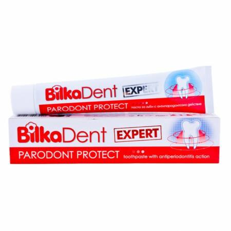 Bilkadent EXPERT Parodont Protect fogkrém – Parodontózis ellen