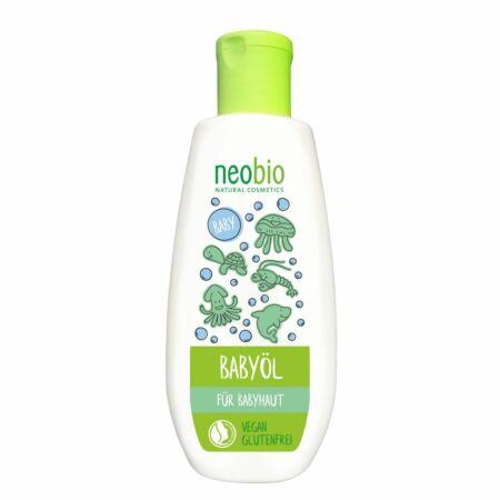 Neobio Baby Babaolaj, 200 ml