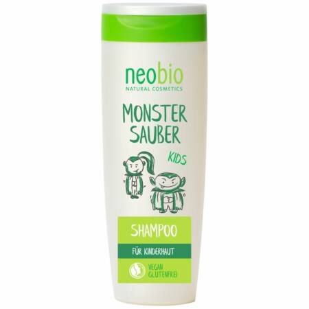 Neobio Kids Sampon, 250 ml