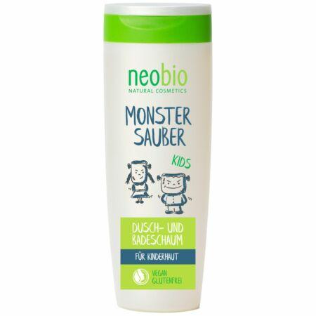 Neobio Kids Tus- és habfürdő, 250 ml