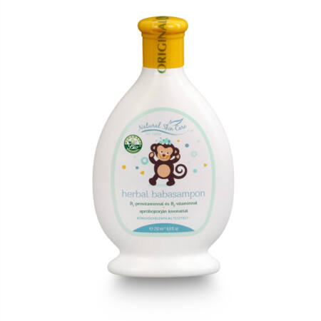Natural Skin Care Herbal babasampon - 250 ml