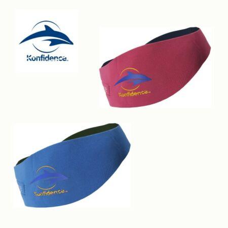 Konfidence Aquaband gyermek fülvédő pánt