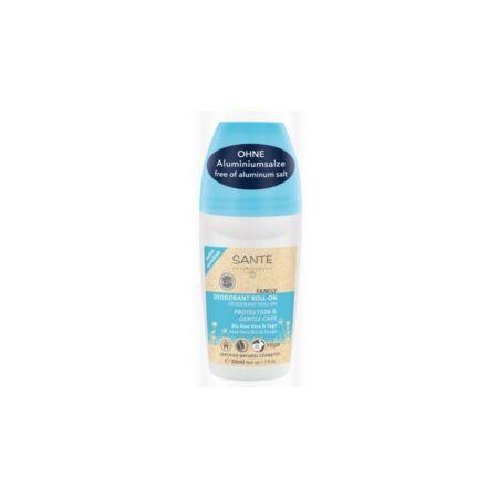 Sante Family Alumíniummentes golyós dezodor, különösen érzékeny bőrre 50 ml