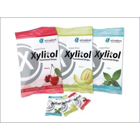 Xylitol bonbon, több ízben, 60g