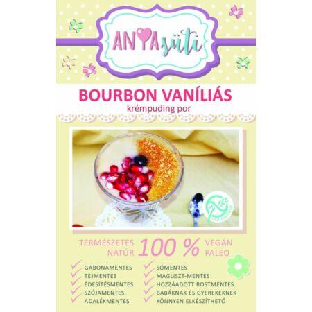Anyasüti Bourbon vaníliás krémpuding por 45g