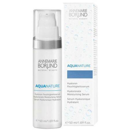 Annemarie Börlind Aquanature Hidratáló szérum hialuronsavval, 50ml