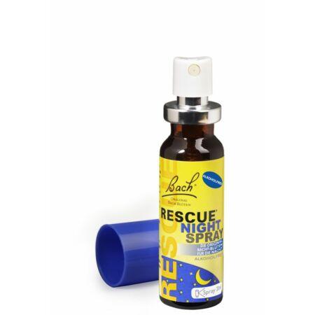 Bach RESCUE® Night éjszakai spray 20 ml - alkoholmentes