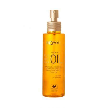 Bio2you argán olajos arc-, test-, hajápoló olaj