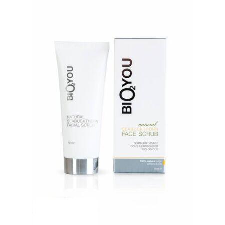 Bio2you Organikus homoktövis arcbőr-radír