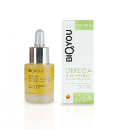 Bio2you Organikus homoktövis OMEGA 3-6 szérum, antidepresszans a bőrnek