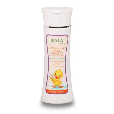 Biola Levendulás babafürdető - 150 ml