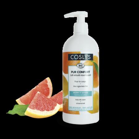 Coslys bio testápoló  organikus citrus olajjal 500ml
