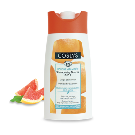Coslys tusfürdő és sampon grapefruittal 250ml