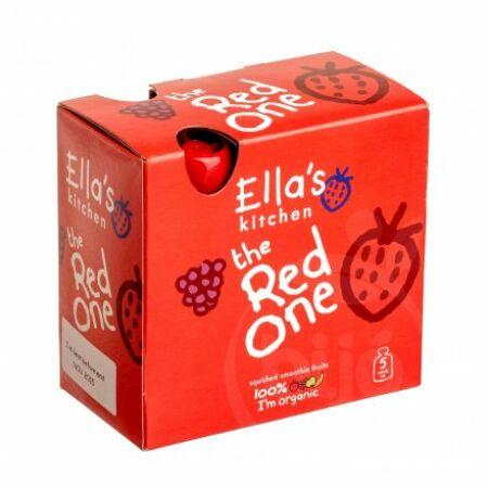 ELLA'S KITCHEN THE RED ONE - A PIROS BIO BÉBIÉTEL, 450 g