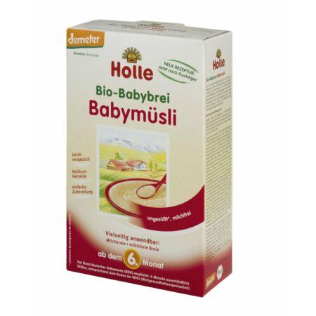 Holle bio müzli babáknak (250g)