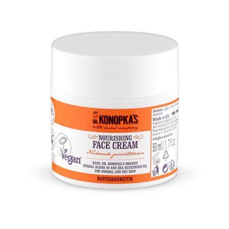 Dr. Konopka's Tápláló arckrém - normal, száraz bőrre