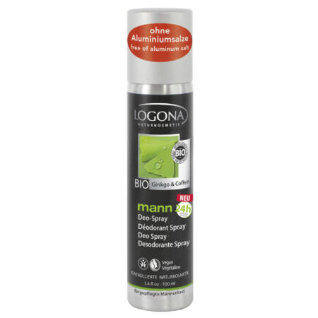 Logona Mann deo spray 100ml