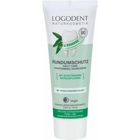Logodent 360° Daily Care fogkrém borsmenta, 75ml
