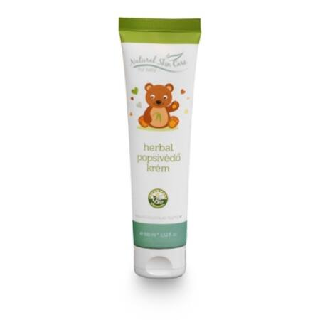 Natural Skin Care Herbal popsivédő krém 100ml