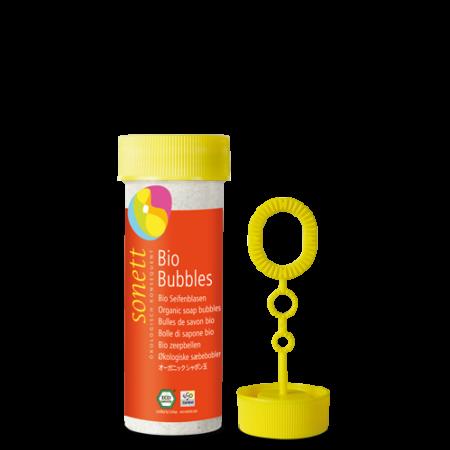 Sonett Bio szappanbuborék fújó 45 ml-KISÖPRÉS!