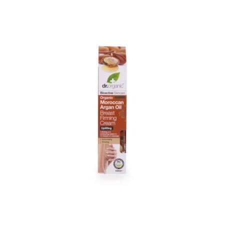 Dr Organic Mellfeszesítő krém marokkói bio argán olajjal, 100 ml