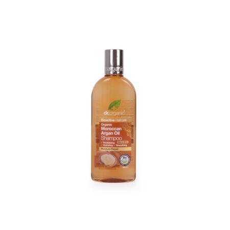 Dr Organic Sampon marokkói bio argán olajjal, 265 ml