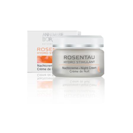 Annemarie Börlind Hydro Stimulant Rose Dew Éjszakai krém - vízhiányos bőrre 50 ml