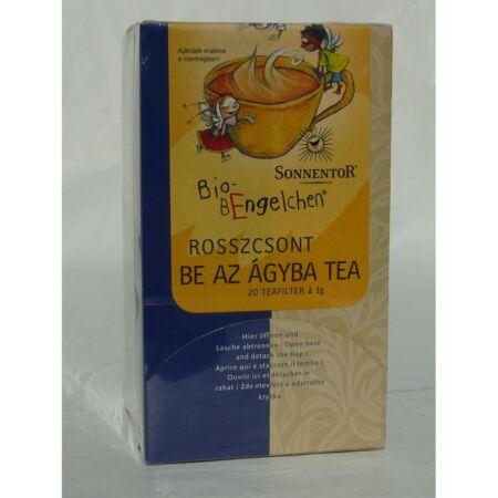 Sonnentor Rosszcsont Be az ágyba! tea-KISÖPRÉS!