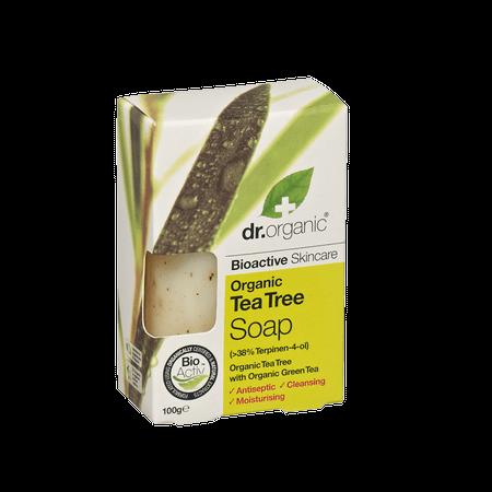 Dr Organic Bio Teafa szappan