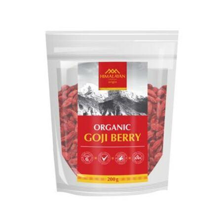Goji Berries ORGANIC 200g, (GB,H,D)bio HU-Oko-02