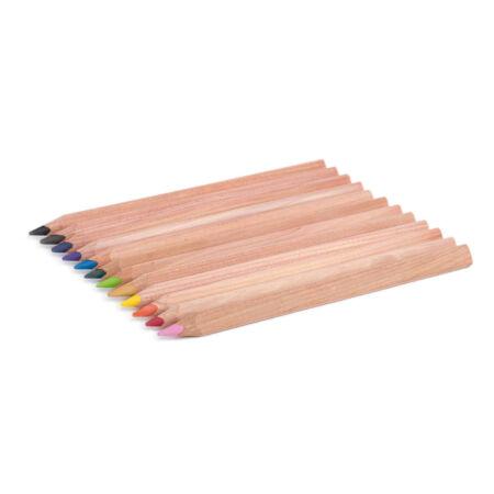 Mercurius Yorik 12 színű ceruza 3 szögletű