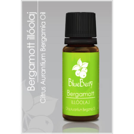 Blueberry Bergamott illóolaj 10 ml
