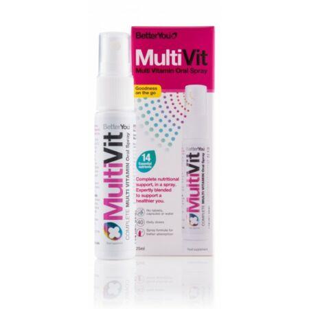 BY MultiVit - multivitamin szájspray 25ml